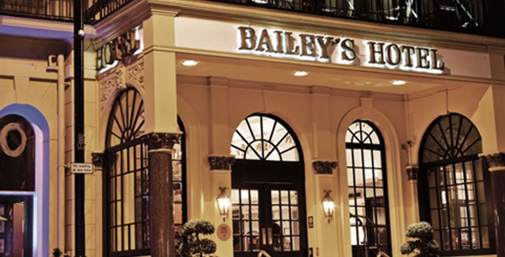 - The Millennium Baileys Hotel**** - London - England London
