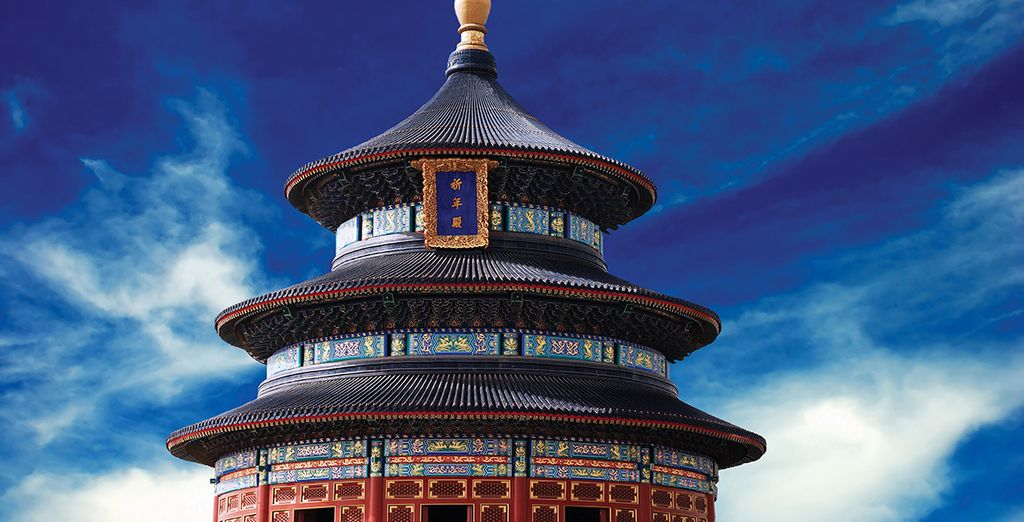 Experience the Temple of Heaven in Beijing