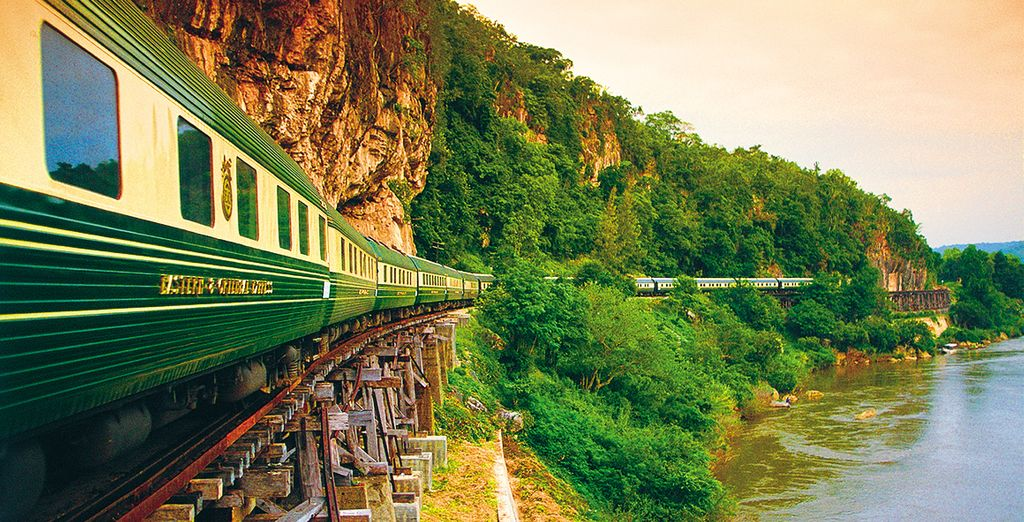 Book an unforgettable journey through the heart of Southeast Asia...