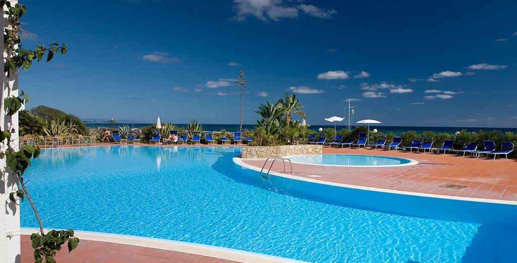 Welcome to Hotel Flamingo - Hotel Flamingo 4* Sardinia