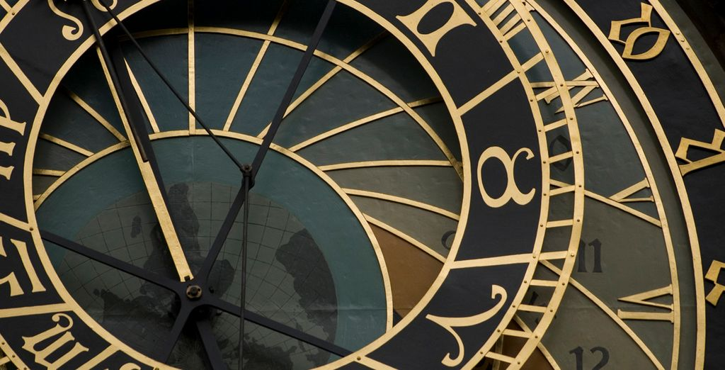 Visit the oldest clock in Europe