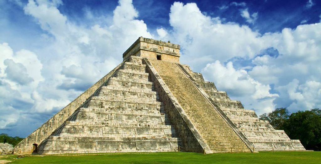 Experience the wonders of Mexico with Voyage Privé