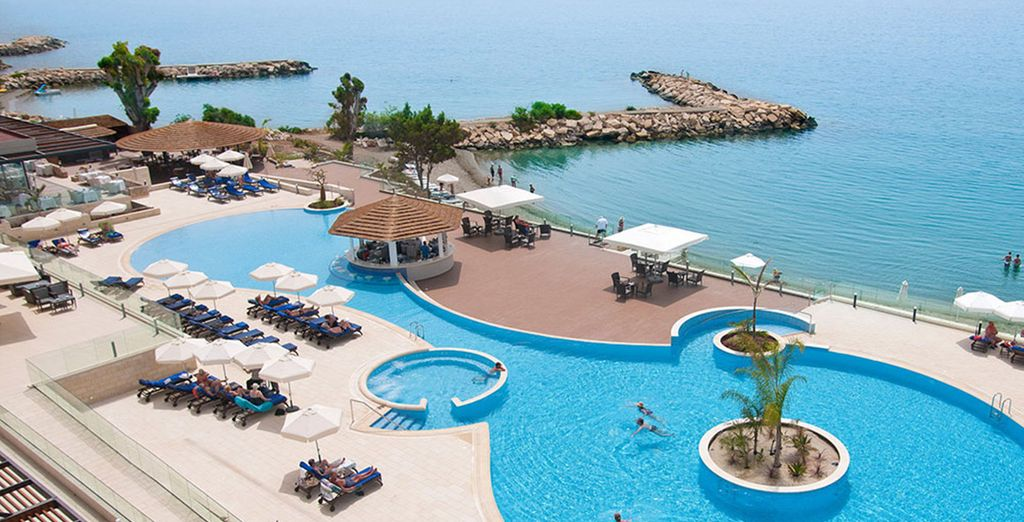 Royal Apollonia 5* - Hotel Spa in Cyprus
