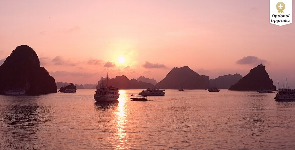 Experience the beauty of Vietnam and Laos - Amazing Vietnam & Laos 4* Vietnam and Laos