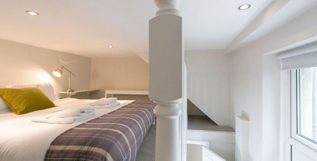 Apartment 2: Elegant and cosy
