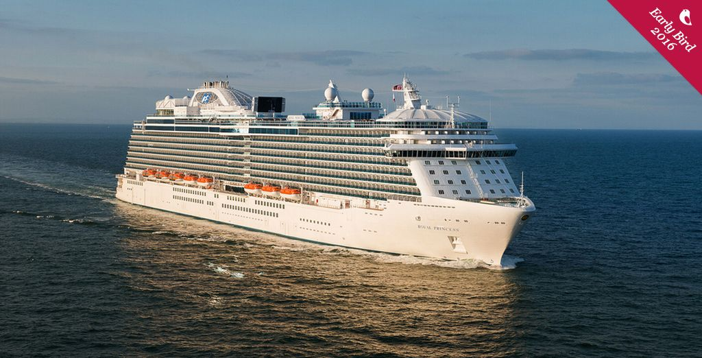 Journey Across The Mediterranean With Royal Princess Cruise