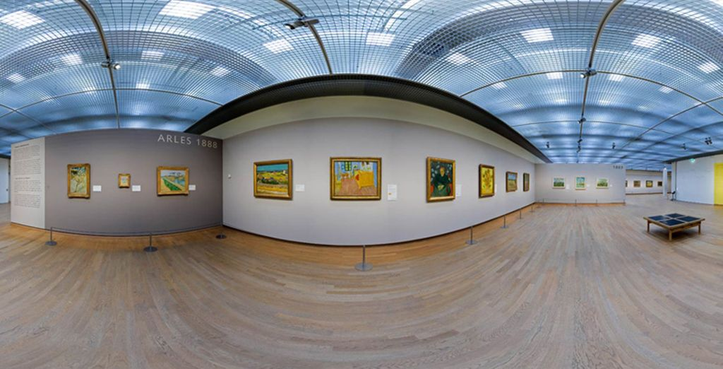 And the Van Gogh museum