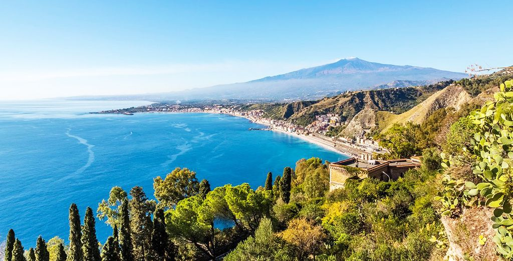 Experience the stunning landscapes of Catania, Italy