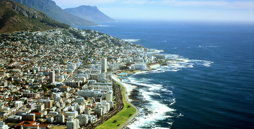 Beginning in Cape Town... - South Africa Self Drive Tour Tour