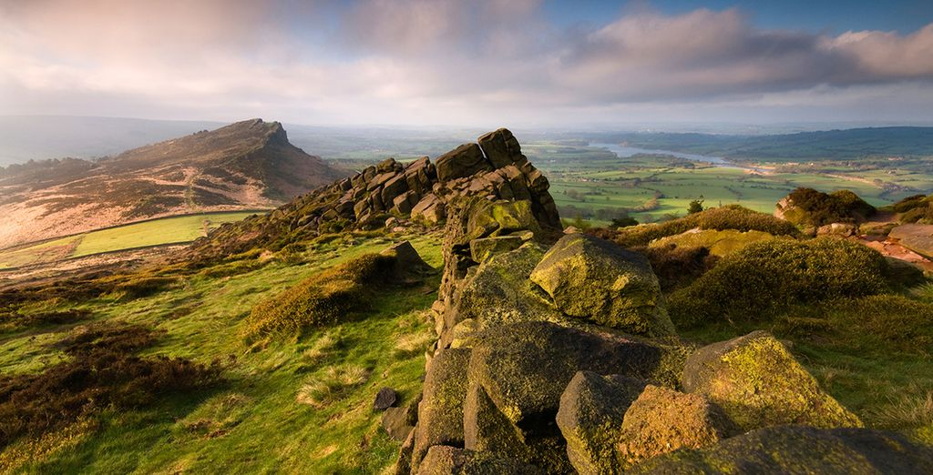 Explore the Peak District National Park
