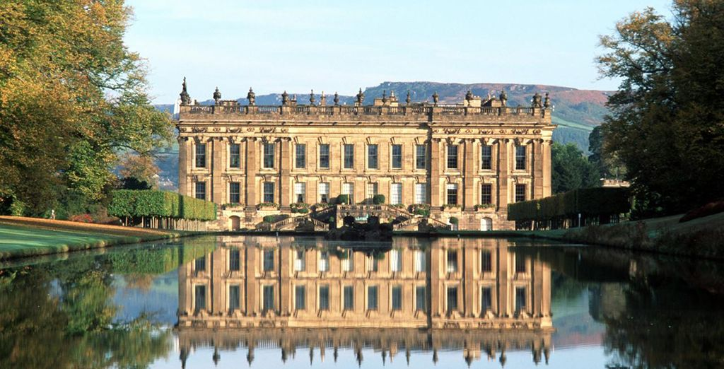 As well as historic attractions including as the stunning Chatsworth House