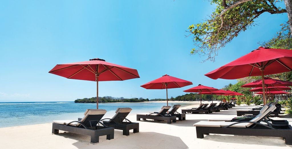Next we will whisk you away to the beautiful beaches of Bali