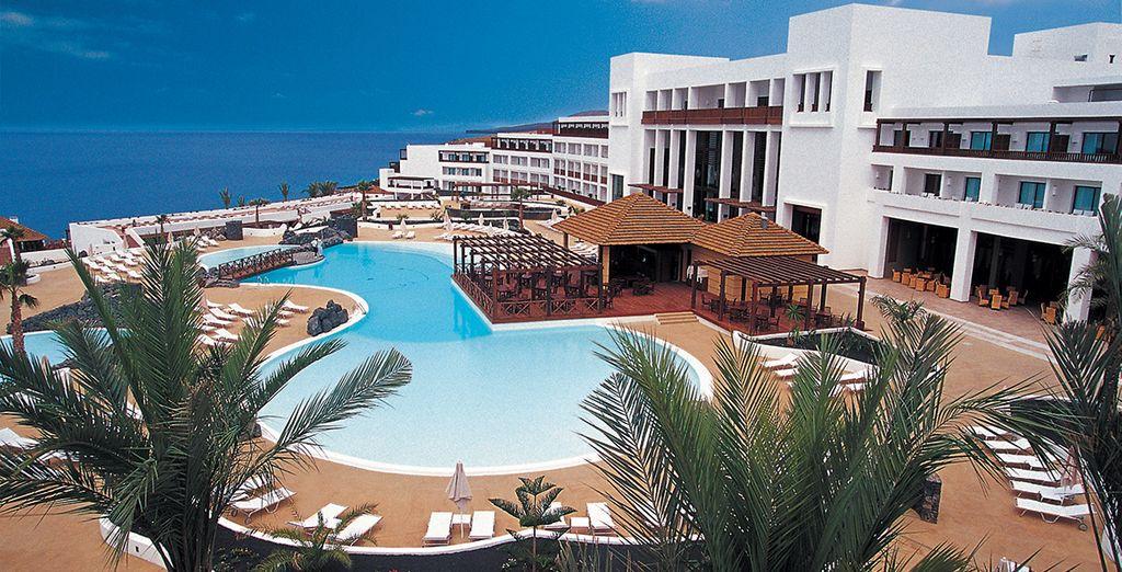 Hesperia Lanzarote 5* - best hotel in Lanzarote