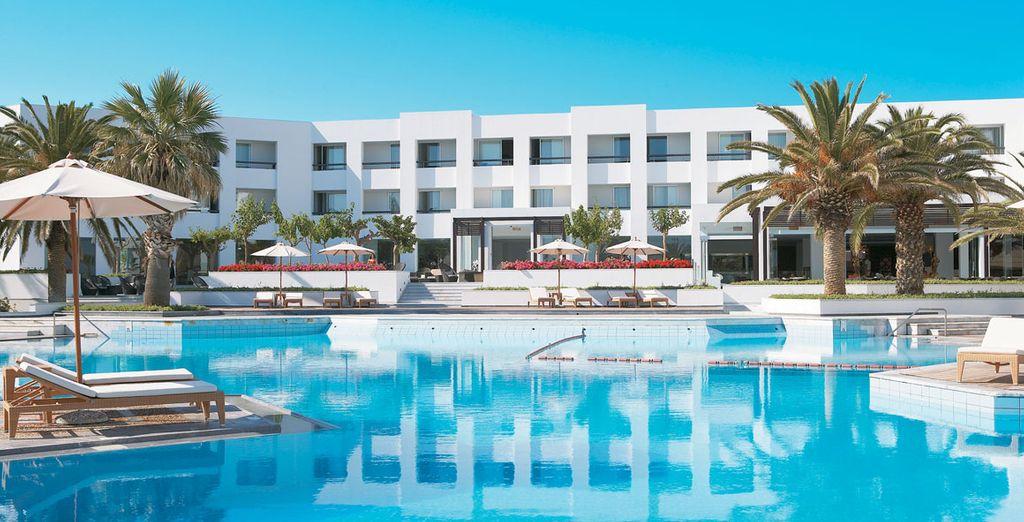 Lap up the luxury of Grecotel Creta Palace