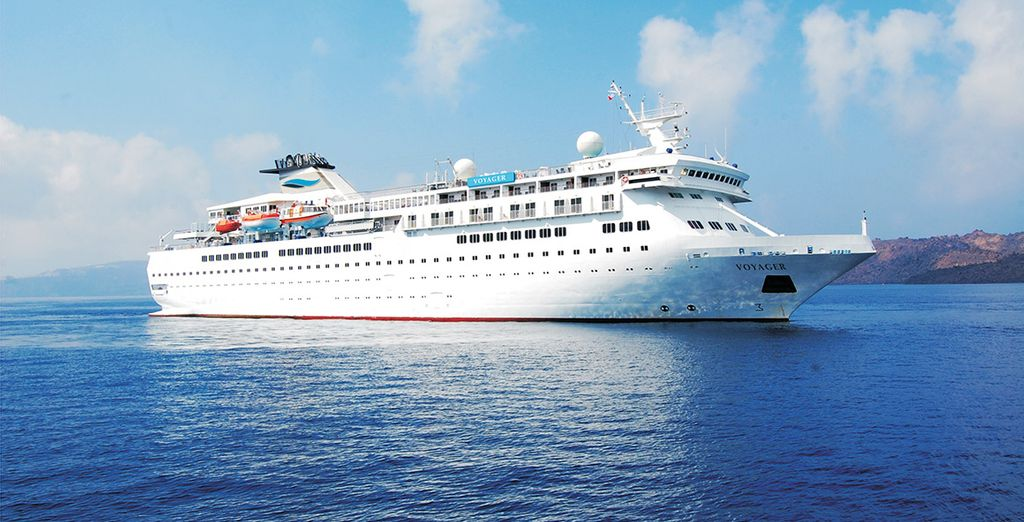 This cruise will take you on a terrific journey of discovery