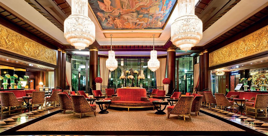 Welcome to Hotel du Collectionneur, a luxury 5* hotel