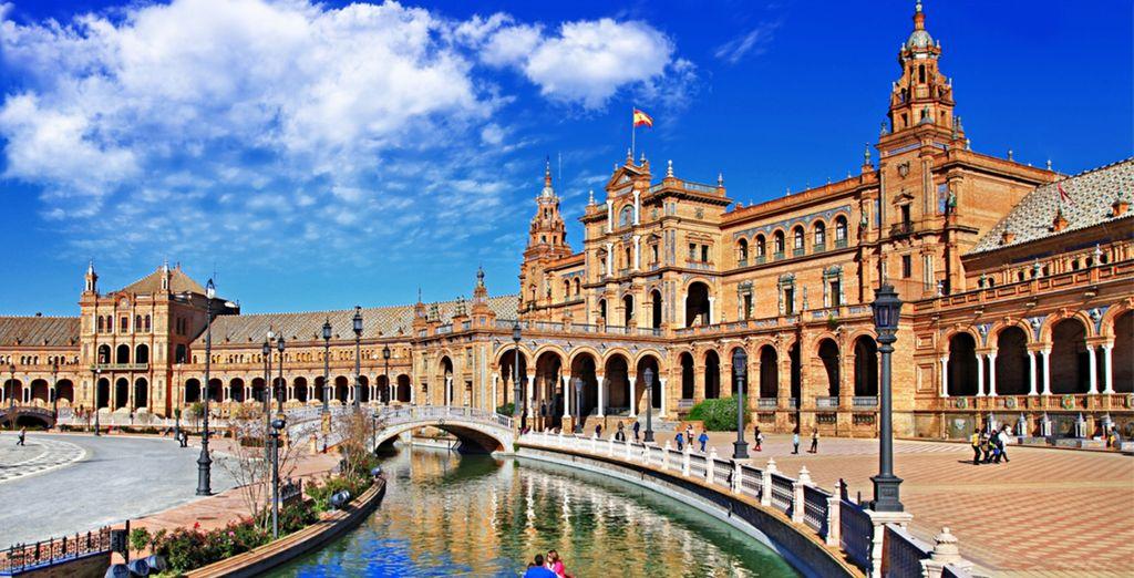 Explore beautiful Seville