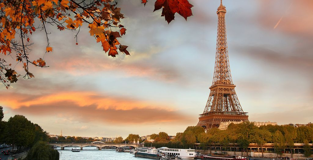 Visit the City of Love