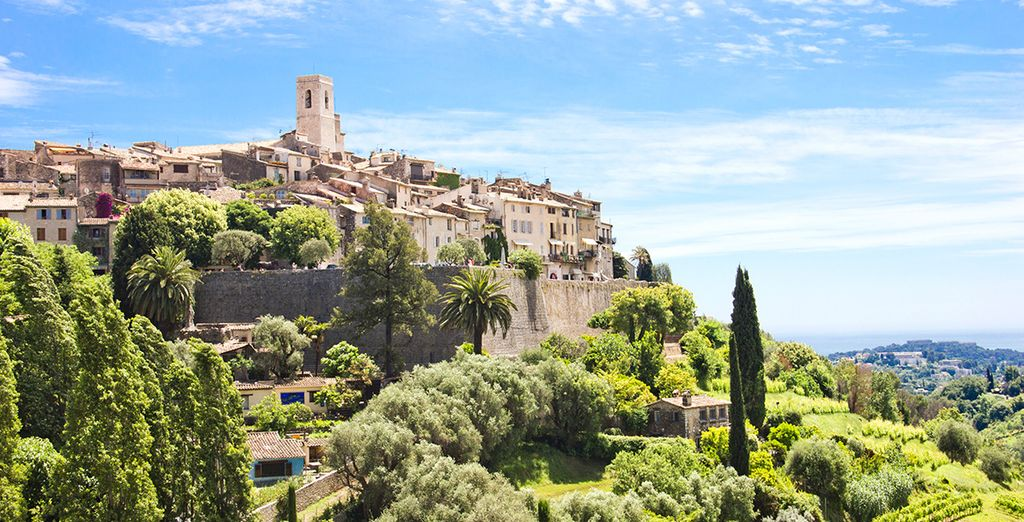 Set off for a break in this charming part of France