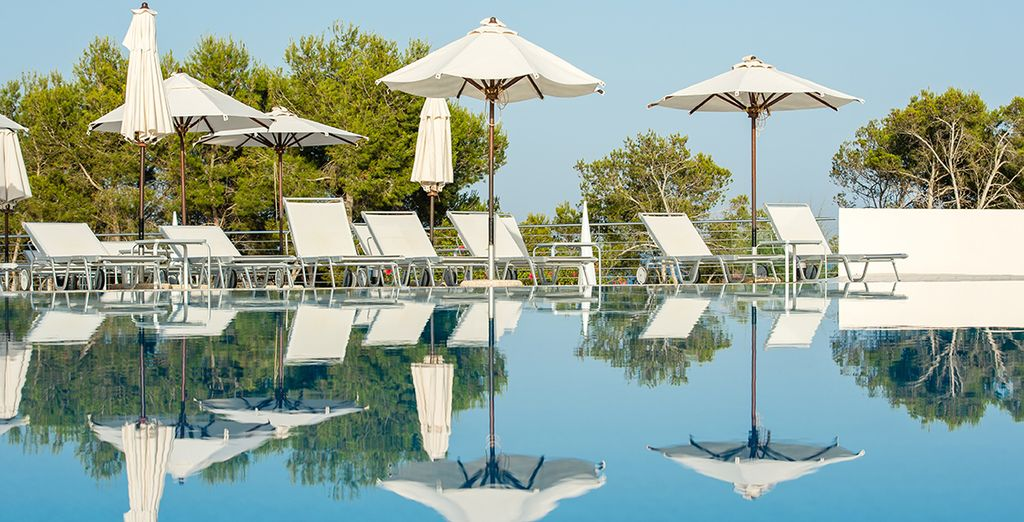 This resort has a huge range of sports and fitness facilities