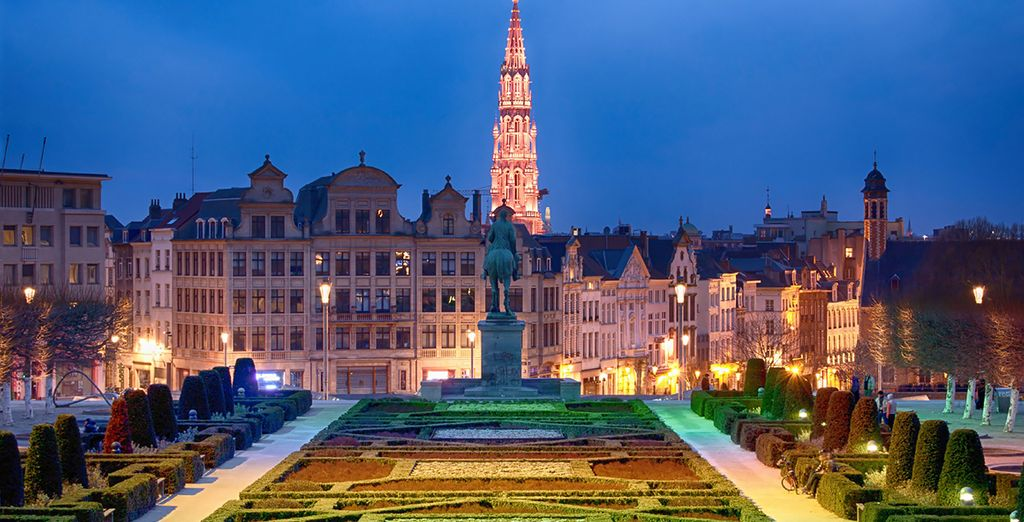 And Grand Place