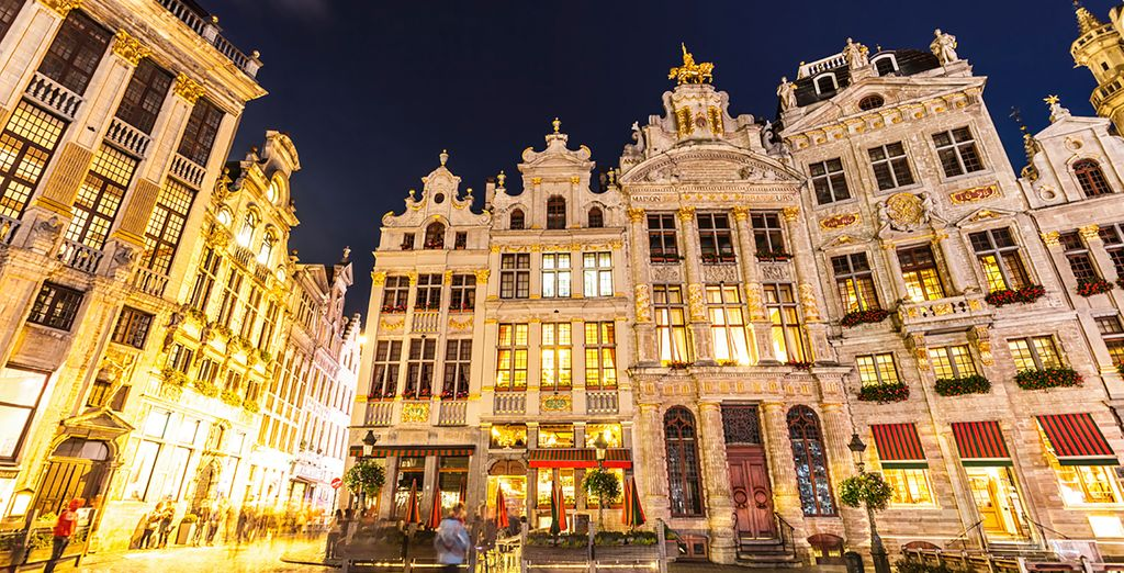 Relish the cultural delights of Brussels