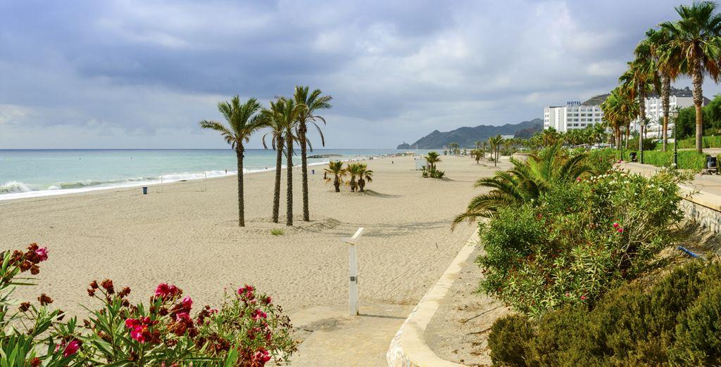 The best beaches of the Costa de Almería