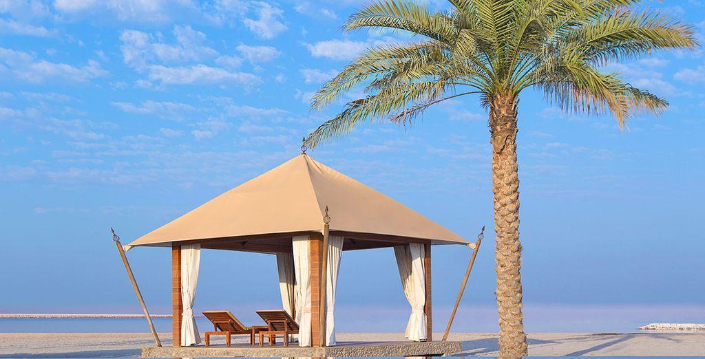 Ras Al Khaimah is a fantastic coastal destination