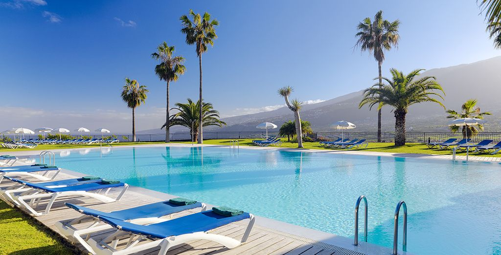 Escape to the sun-drenched island of Tenerife