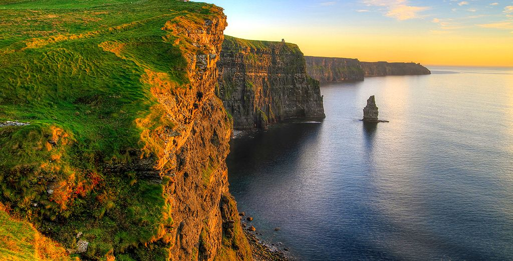 Discover all the informations about Ireland in our travel guide