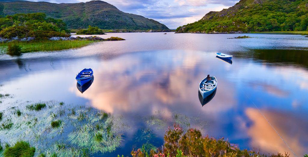 The breathtaking Lakes of Killarney