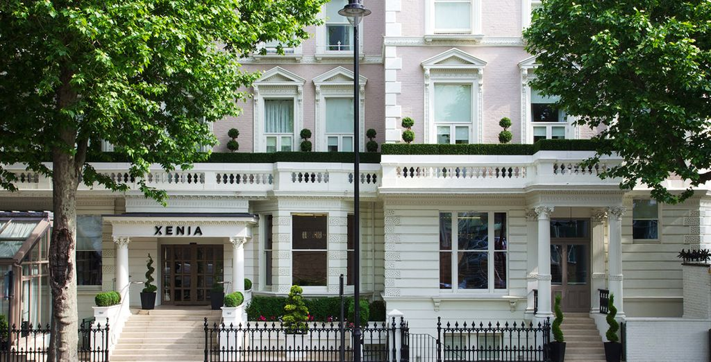 A beautiful Victorian conversion in Kensington