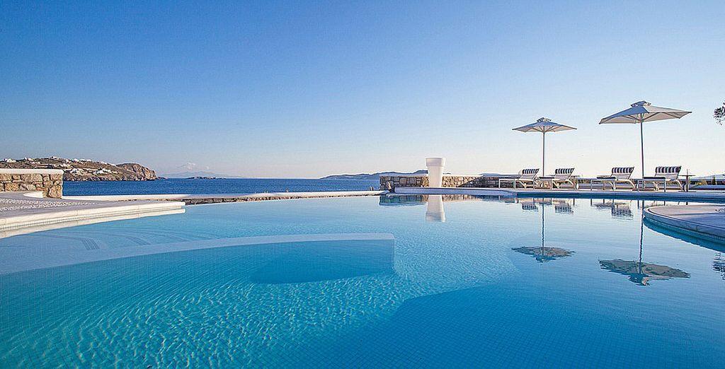 Stunning Aegean Sea Views - Delight Boutique Hotel 4* Mykonos