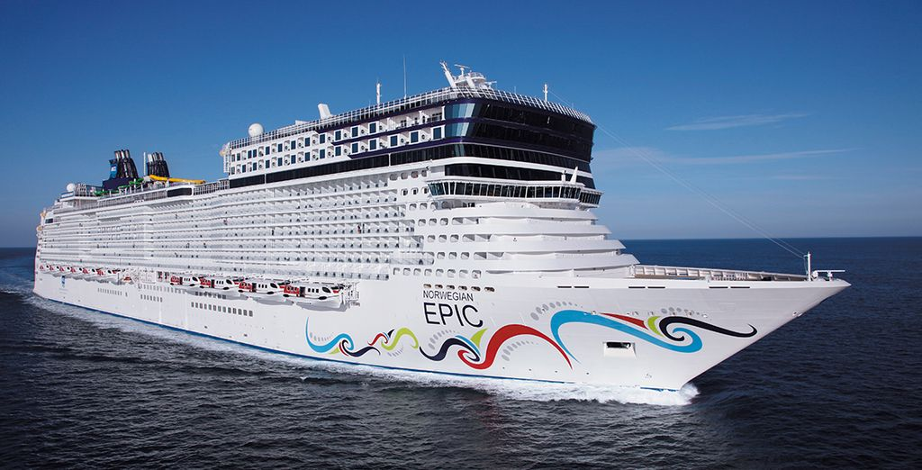 Sail across the Caribbean Seas on the NCL Epic - NCL Epic Orlando