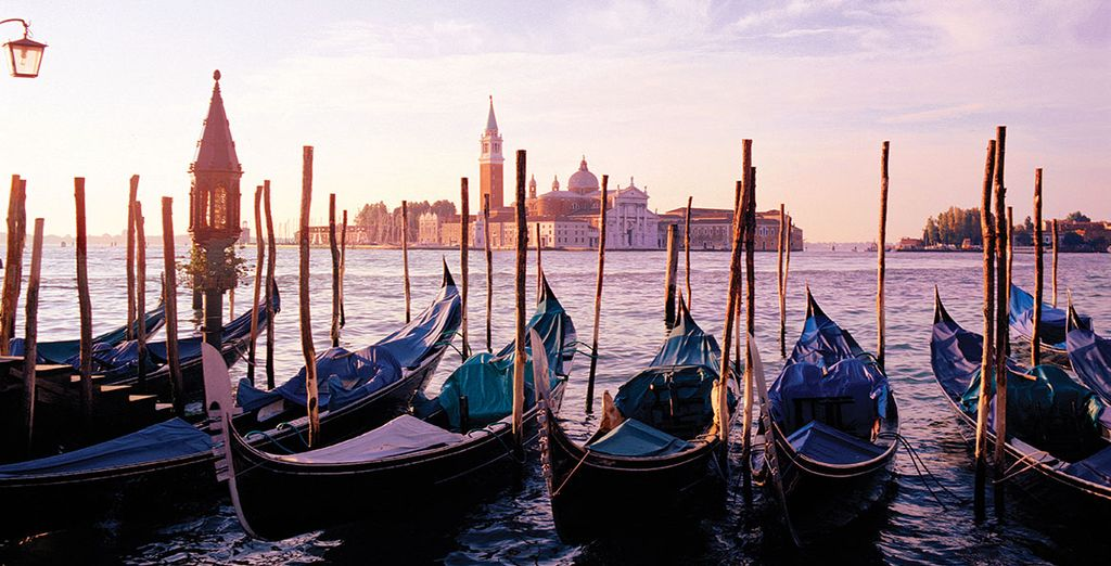 Beginning in Venice, you will visit some of Europe's most iconic and beautiful destinations