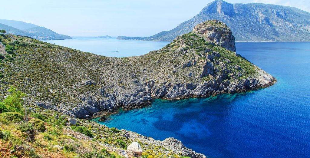 Spend some time exploring Turkey's beautiful coast