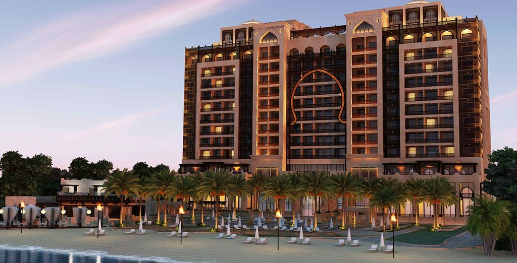 Experience the kind of luxury only the UAE can provide