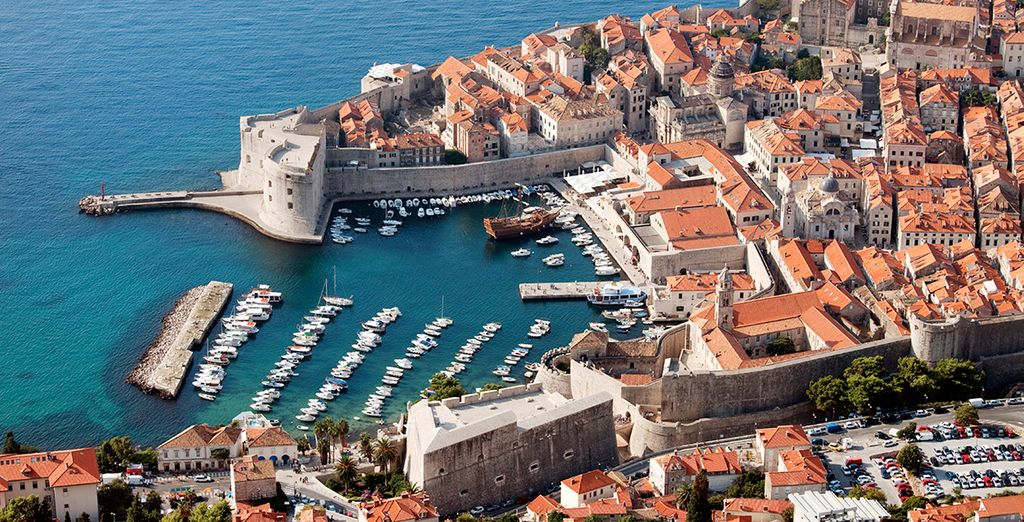 Or visit the historical richness of Dubrovnik