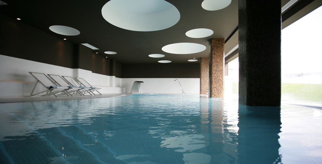 And an excellent spa