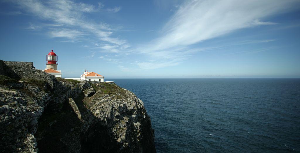 Located along the beauty of the Algarve's coast