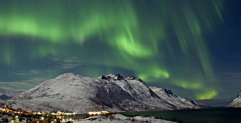 To a Northern Lights search