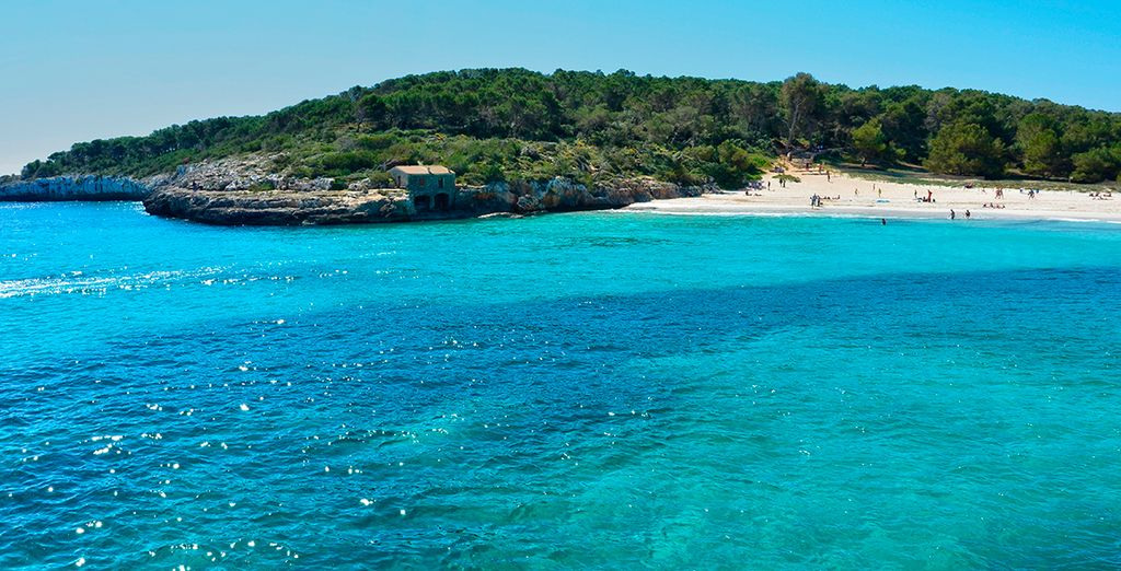 Situated on the Balearic island of Mallorca