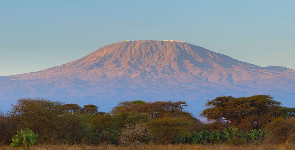 Discover Africa's highest mountain