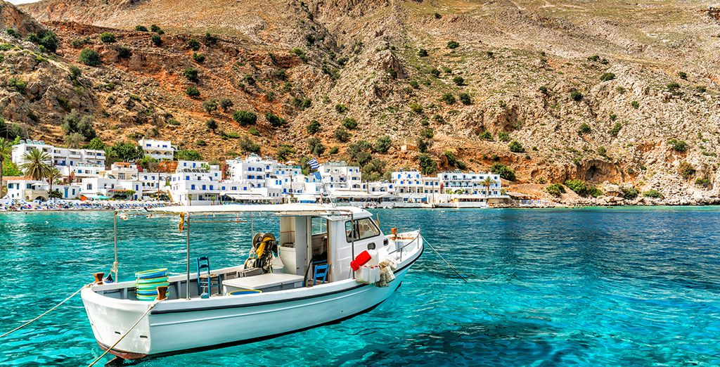 Discover Crete in Greece, the largest islands