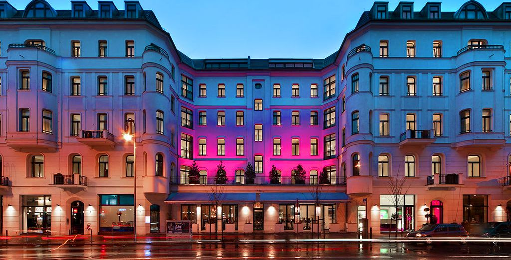 A stylish choice - The Lux 11 - Hotel Lux 11 4* Berlin