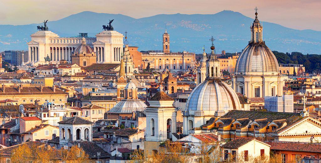A wonderfully historic city