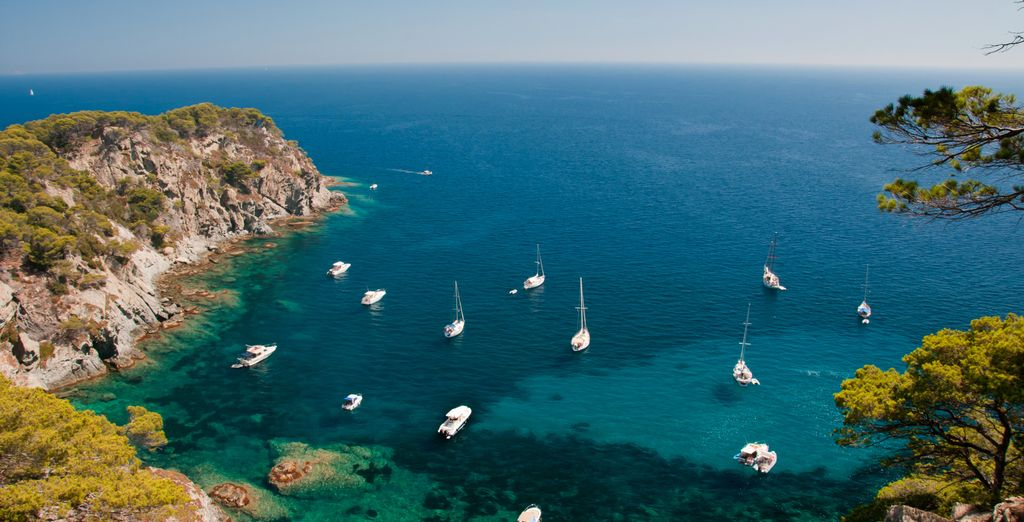 For a 7 night cruise through the Mediterranean