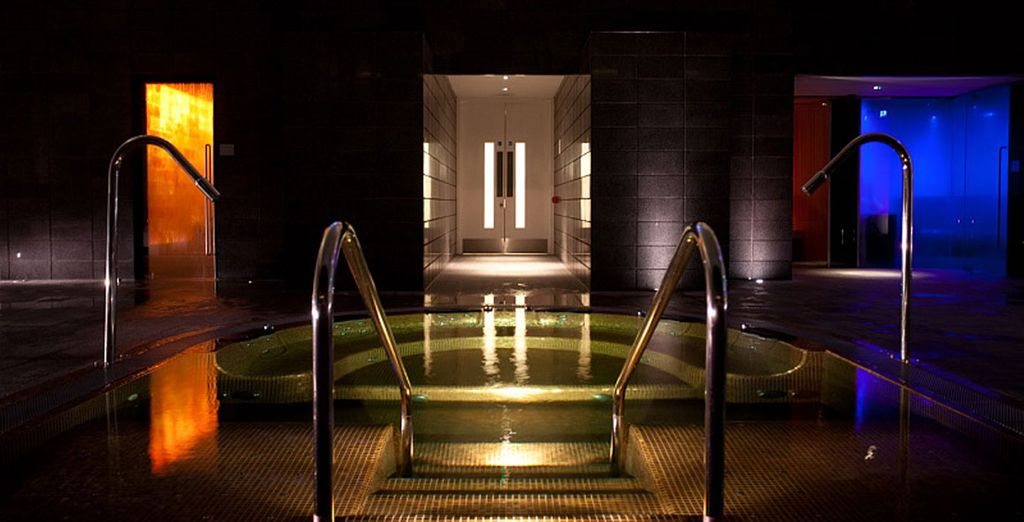 The relaxing Thermal Spa beckons..