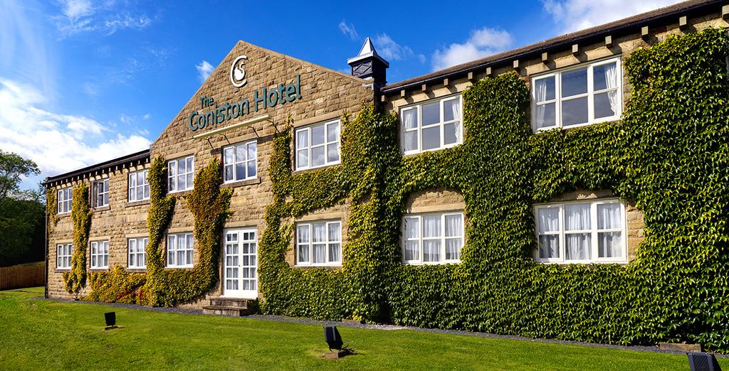 The cosy Coniston Hotel - The Coniston Hotel 4* Yorkshire