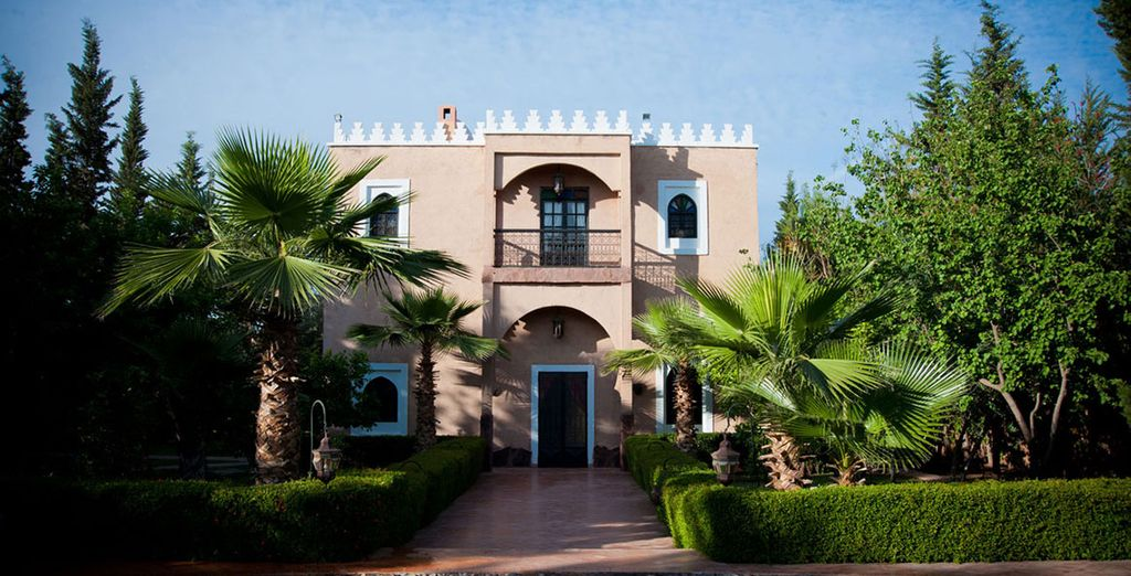 Welcome to the 4* Kasbah Dar Ilham